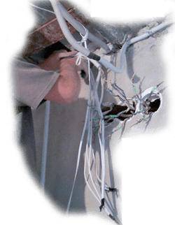 Ремонт электрики в Тюмени